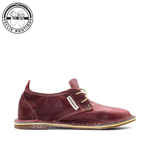 A-Plain Jane (Maroon)
