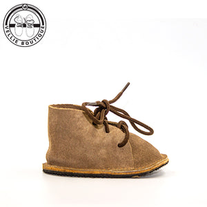 Bambino Vellies (Brown) - Vellie Boutique