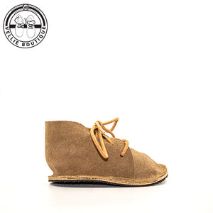 Bambino Vellies (Caramel) - Vellie Boutique