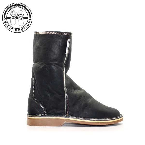 Oukraal SNUGG® Boot (Black) - Vellie Boutique