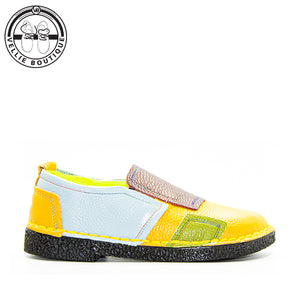 Z-Funky Japi (Yellow) size 3½,4&5  Clearance Sale - Vellie Boutique