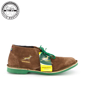 The Springbok Veldskoen Heritage (Green Sole) - Vellie Boutique
