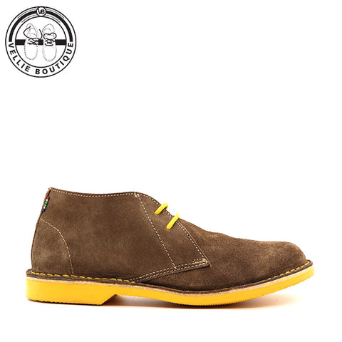 The Vilikazi Veldskoen Heritage (Yellow Sole) - Vellie Boutique