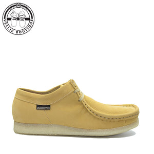 Y-Grasshopper Stilo Moccasin (Doebuck Pineapple) - Size 9, 10 & 11