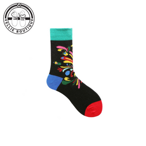 Carnival Fun Socks (Multi-Coloured)