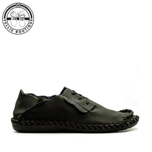 Y-Wys Jou Staal (Black) size 5,7,12 - Vellie Boutique