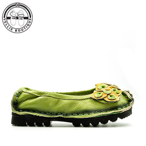 Z-Vintage (Green) size 4 and 5½ - Vellie Boutique