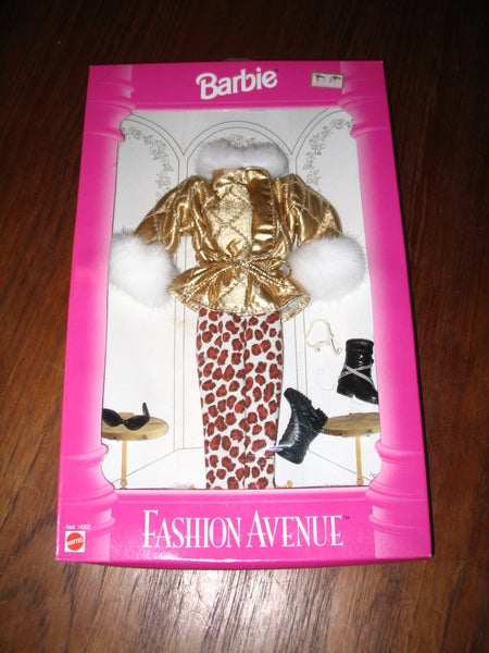 Barbie Fashion Avenue:  Boutique (#14299 - 1995)