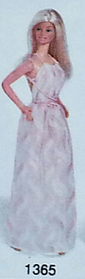 Barbie Fashion Collectibles:  #1365