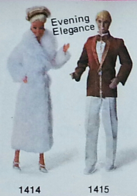 Barbie and Ken Designer Originals: #1415 - Evening Elegance (Ken)