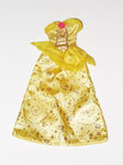 Disney's Beauty & The Beast:  Belle Gown (Mattel - 2010)