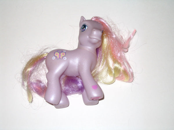 G3 My Little Pony:  2nd Edition Fluttershy (2005)