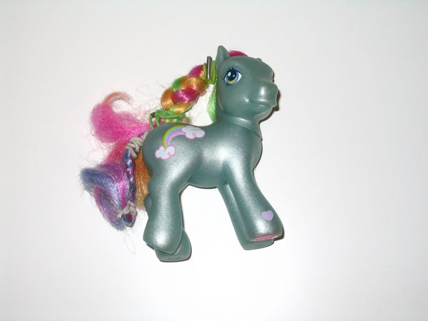 G3 My Little Pony:  2nd Edition Rainbow Dash II
