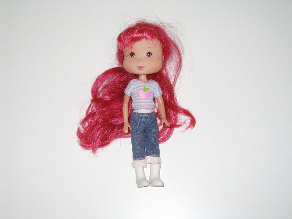 Strawberry Shortcake:  Strawberry Shortcake Doll (2006-Playmates)