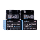 Charcoal Teeth Whitening Powder x2