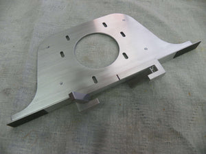 Top of Schmitt32 32mm Line Boring System Router Base Designed to Fit Festool OF1010 Plunge Router