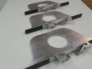 Schmitt32 Line Boring System Router Bases for Festool OF1010, Makita RT701 and Dewalt DW621 Plunge Routers