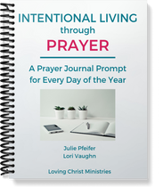 Load image into Gallery viewer, Intentional Living through Prayer: A Prayer Prompt for Every Day of the Year