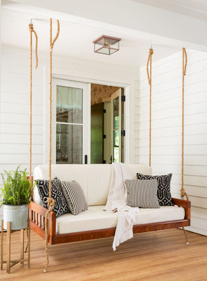 The Mini Charleston Bedswing