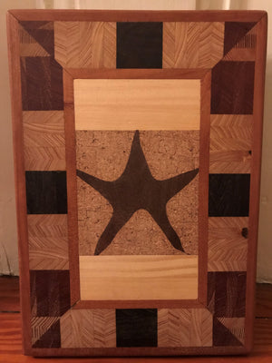 Charleston Sea Star Cutting Board