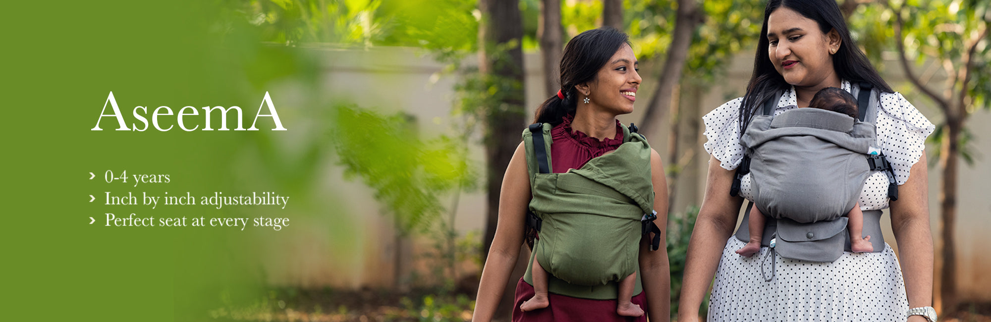 Soul Baby Carrier: AseemA