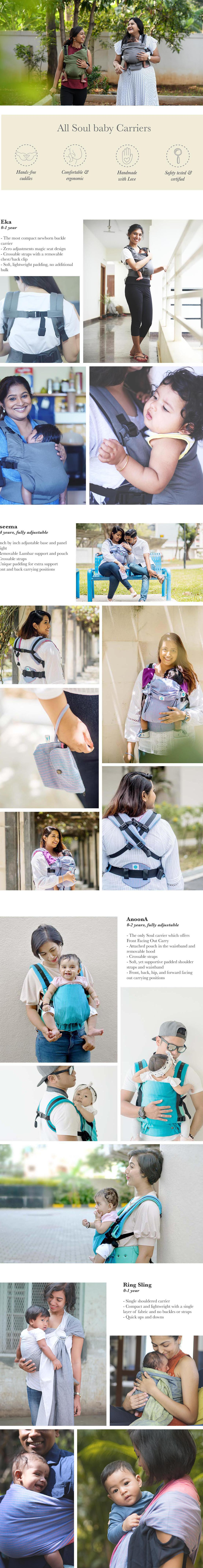 Soul - India's Best Baby Carriers