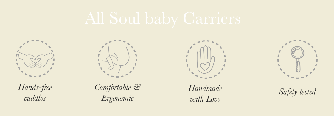 Soul baby carriers-infographics