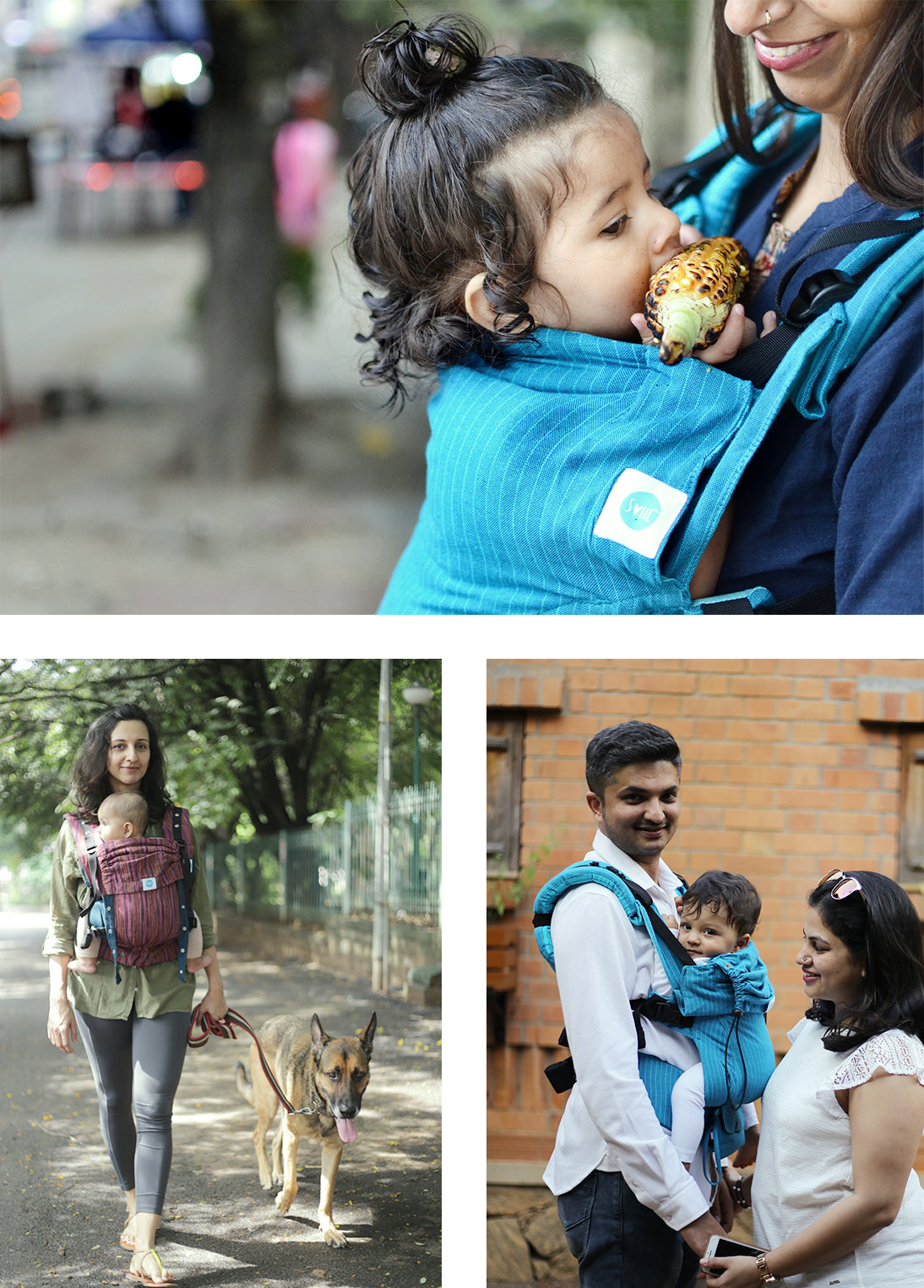 Soul Baby Carrier