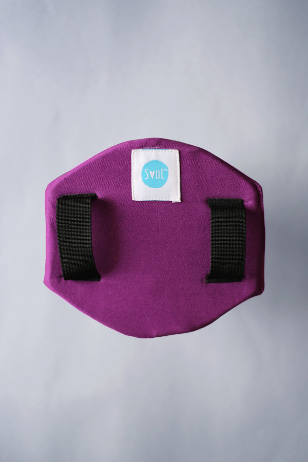 Purple: Lumbar Support