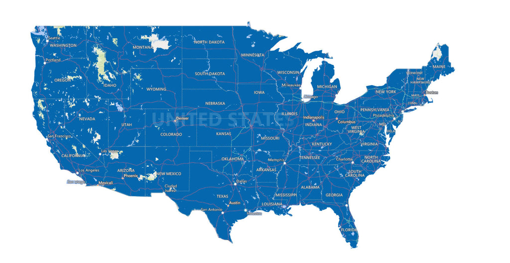 Nationwide 4G LTE Coverage