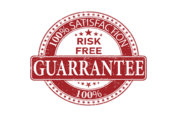 Peak PTT Offers a 100% Satisfaction Risk Free 45 day guarantee