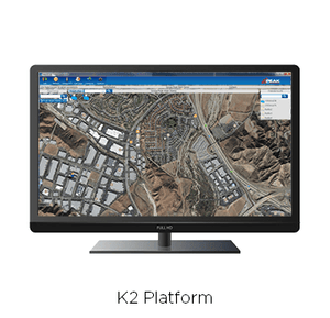 Peak PTT K2 Dispatch Software
