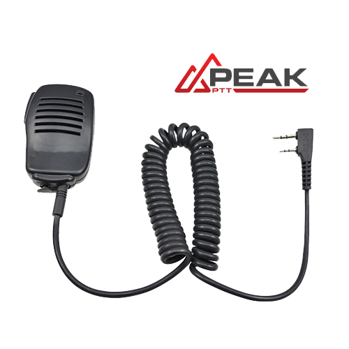 Lapel Shoulder Mic For PTT Device
