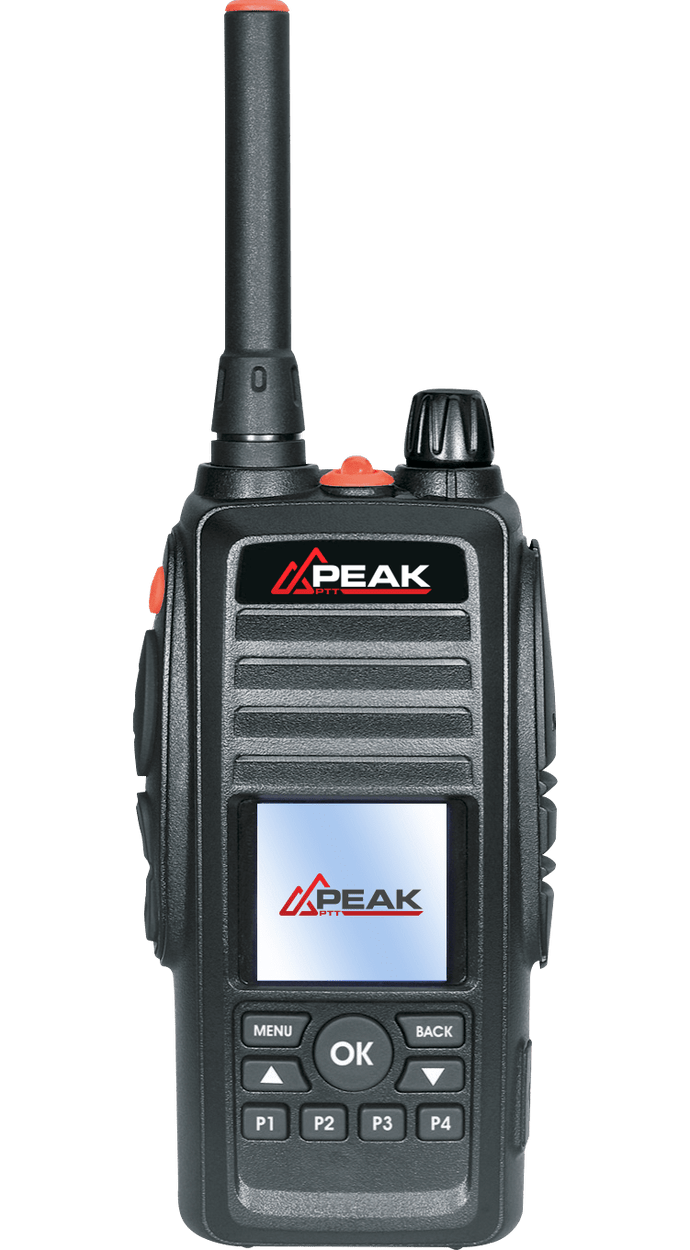 Peak PTT-84G Push To Talk Radio
