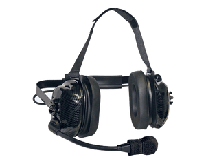Titan Noise Cancelling Headset With Gooseneck Boom Mic
