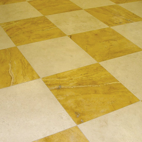 Travertino Giallo Tumbled
