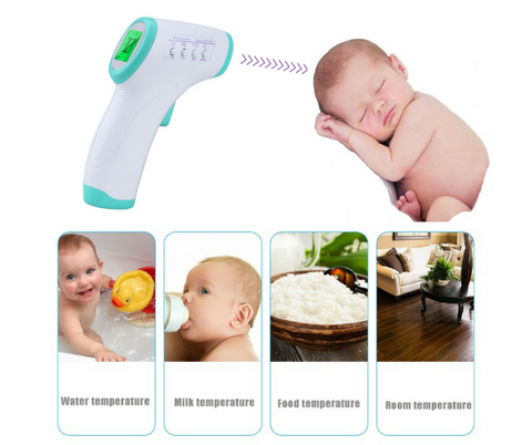 Infrared Baby Thermometer  - Non-Contact