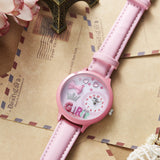 Pink Girl Watch