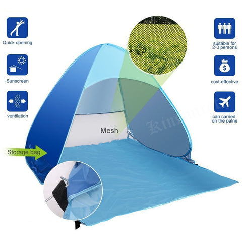 QuickShade - Pop-Up Tent