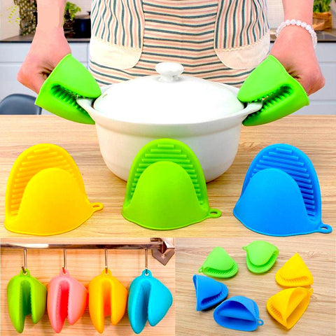 Claw Tips - Silicone Oven Mitt
