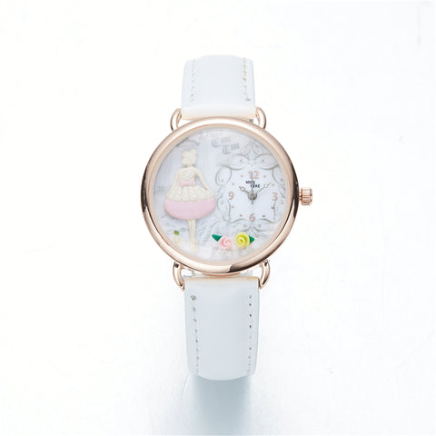 Pink Ballerina Watch