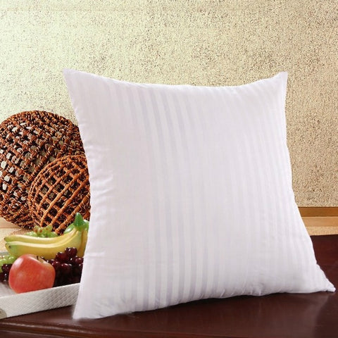 White Throw Pillow Insert 18 X 18