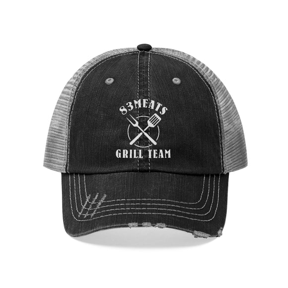 83Meats Grill Team Trucker Hat