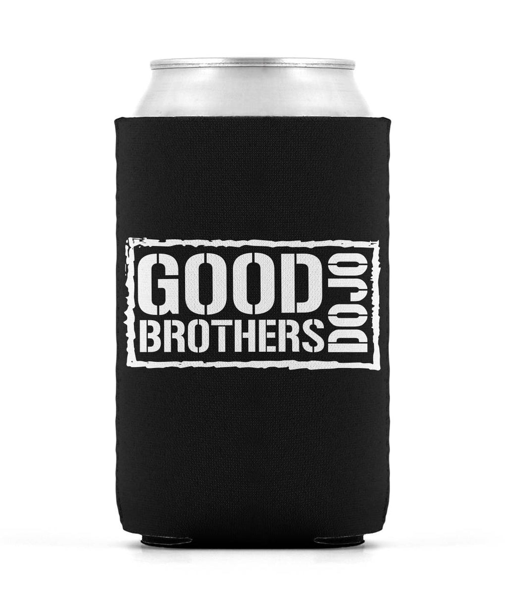 Good Brothers Dojo Black Can Coozie