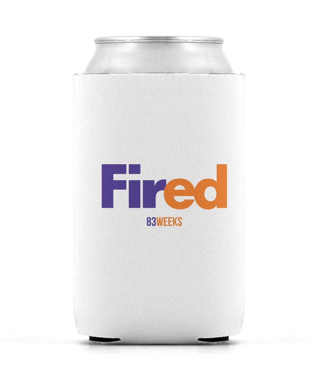 Fired Can Sleeve