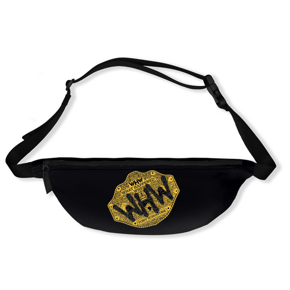 Big Gold Fanny Pack