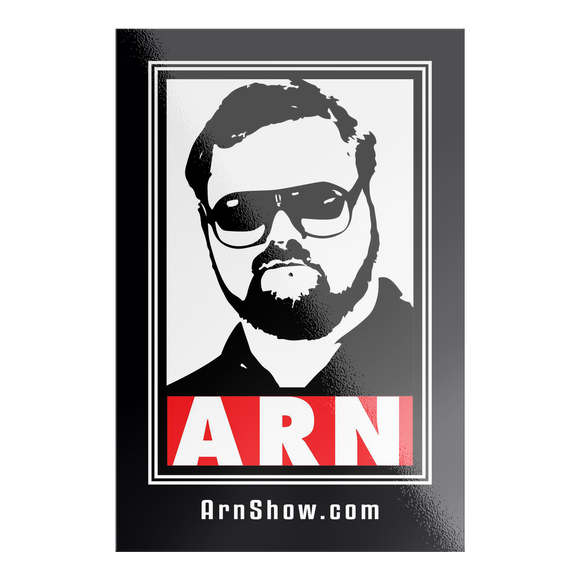ARN Icon Sticker