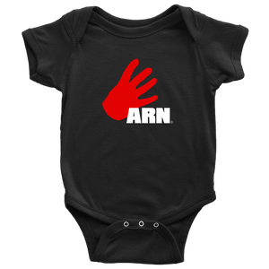 ARN Baby Onesie - Various Sizes - Black