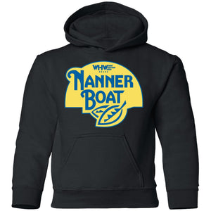 Nanner Boat Youth Pullover Hoodie