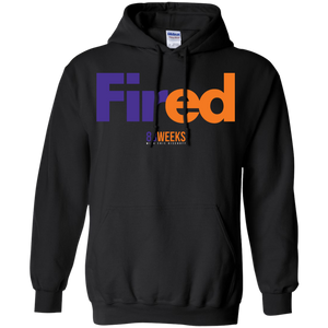 Fired Pullover Hoodie
